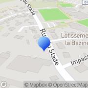 Carte de Etablissement Rouhaud S.A.R.L. La Ferrière, France