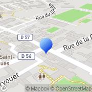 Carte de Caliplast S.A.S. La Planche, France
