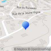 Carte de B.F.N. E.U.R.L. - Brochage Façonnage Nantais Sainte-Luce-sur-Loire, France