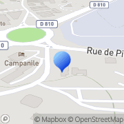 Carte de E.T.P.C. S.A.R.L. - Entreprise de Travaux Publics et Canalisations Biarritz, France