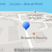 Carte de Fabory Nantes S.A. Rezé, France