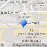 Carte de Crédit Agricole Indosuez Rennes, France