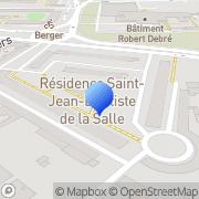 Carte de Antalis S.N.C. Rennes, France