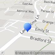 Map UK Fire Risk Advisory Service (UKFRAS) Keighley, United Kingdom