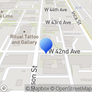 Map Malco Auto Chem Supply Inc Denver, United States