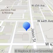 Map Nelson & Sons Plastering Denver, United States