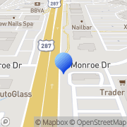 Map Edward Jones Fort Collins, United States