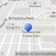 Map Front Range Overhead Door & Service Fort Collins, United States