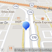 Map Michael's Arts & Crafts Superior, United States