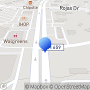 Map AT&T Mobility El Paso, United States
