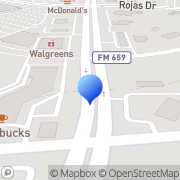 Map AT&T El Paso, United States