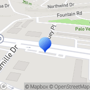 Map CWS El Paso, United States