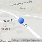 Map BEST WESTERN Antlers Glenwood Springs, United States
