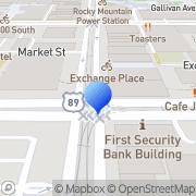 Map Junior League Of Salt Lake City Salt Lake City, United States