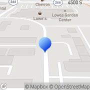 Map Innovative Iron Salt Lake City, United States