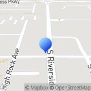 Map Wander Saratoga Springs, United States