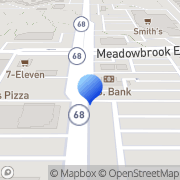 Map Rent A Center Murray, United States