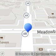 Map Enterprise Rent-A-Car Salt Lake City, United States