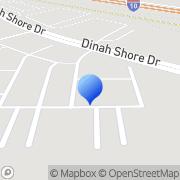 Map Cornerstone Restaurant Supply & Design Palm Desert, United States