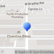 Map CPL Cable Pipe & Leak El Cajon, United States
