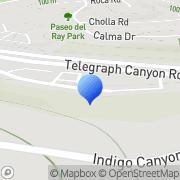 Map Emanuel M Estrada Insurance Chula Vista, United States