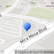 Map Trumpet Behavioral Health San Diego, United States