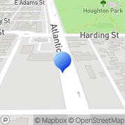Map LIBERTY TAX SVC Long Beach, United States