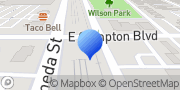 Map AVC Corporation Compton, United States