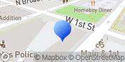 Map F & R Interiors Los Angeles, United States