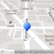 Map World Fitness of North Hollywood North Hollywood, United States