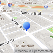 Map Pch Films Los Angeles, United States