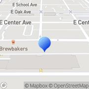 Map Calvary Baptist Church Visalia, United States
