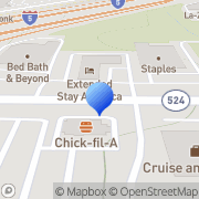 Map Extended Stay America Seattle - Lynnwood Lynnwood, United States