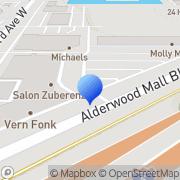 Map Gymboree Play & Music Ctr Lynnwood, United States