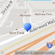 Map AT&T Mobility Lynnwood, United States