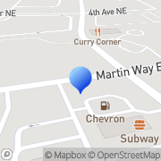 Map NW PC Mobile Tech Olympia, United States