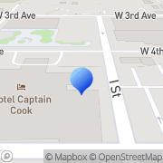 Map Denali ATM Anchorage, United States