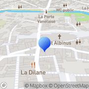 Carte de Ateliers David S.A. Guérande, France