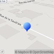 Carte de Créperie Jarnoux S.A. Lamballe, France
