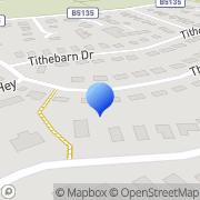 Map SureSafe Alarms Wirral, United Kingdom