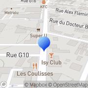 Carte de Brasserie Lorraine Distribution S.A.S. Ludres, France