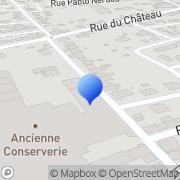 Carte de Charly Gennec Gastronomie S.A. Le Guilvinec, France
