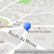 Carte de I.F.R.T.P. G.I.E. - Institut Français pour la Recherche et la Technologie Plouzané, France