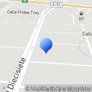 Map Compresores Praga E Hijos Alcalá de Guadaíra, Spain
