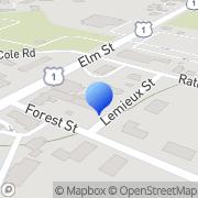 Map Scrub N Shine Cleaners Biddeford, United States
