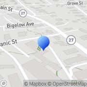 Map PuroClean of Natick Natick, United States