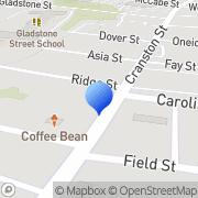 Map Robinson Time Service & Sales Co Cranston, United States
