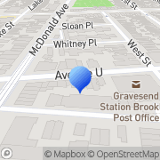 Map Jewish Wedding Video Brooklyn, United States