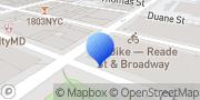 Map Streetcommunication New York, United States