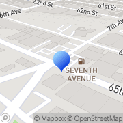 Map Robin Gottlieb Career Consulting Brooklyn, United States
